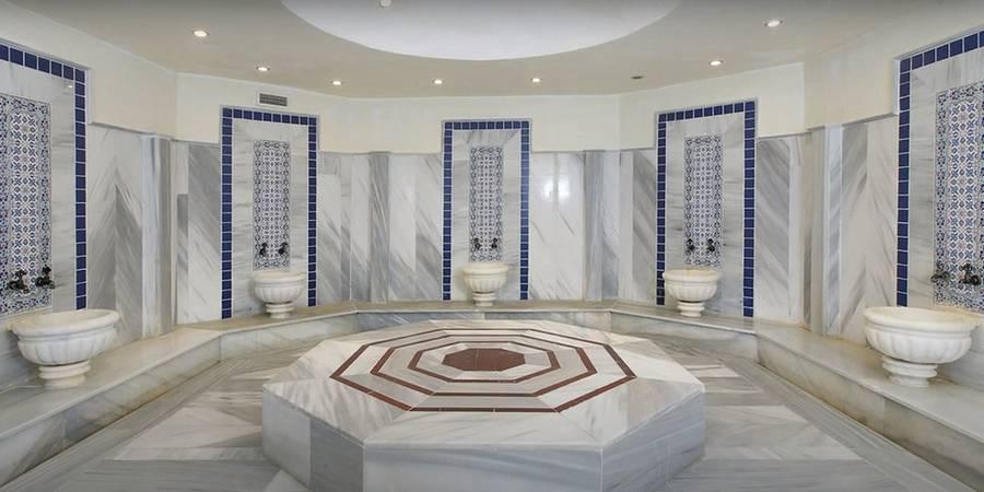 Spa Charme d'Orient 75011 Paris