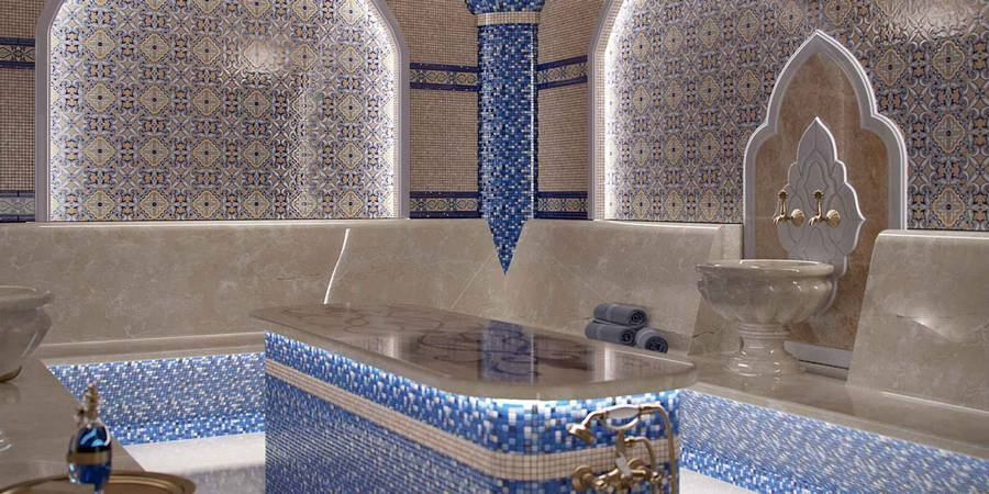 Medina Hammam Center 75019 Paris